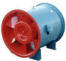 HTF(A)型轴流shixiao防pai烟风机