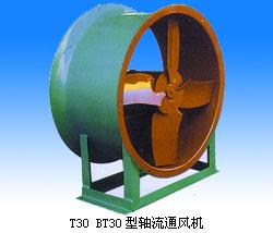 T30、BT30型轴liu通风机